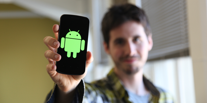 how to develop android os