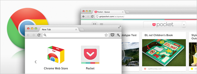 Image result for Pocket chrome extension